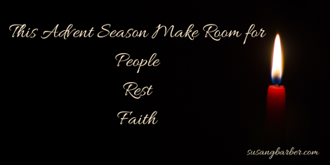 This Advent Season Make Room forPeopleRestFaith